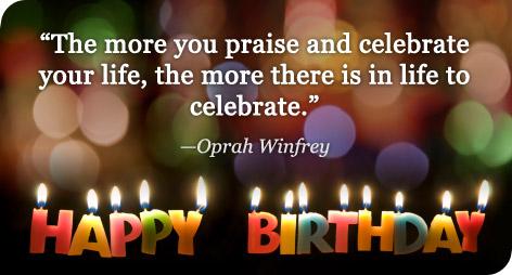 Happy Birthday 23